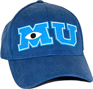 MU Youth Adjustable Navy Hat