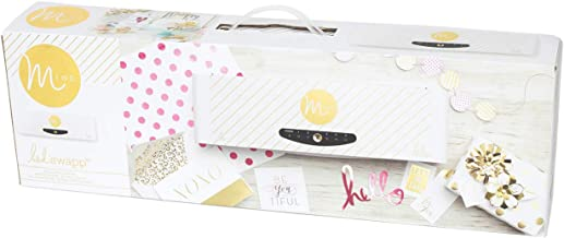 American Crafts Heidi Swapp MINC Foil Applicator Starter Kit - Embellishment Machine, Scrapbooking Tool - 12 Inches