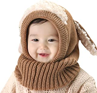 Cappello da Aviatore con Occhiali Coffee dizi248/Cappellino da Pilota Bambini Inverno Caldo Cappello con paraorecchie