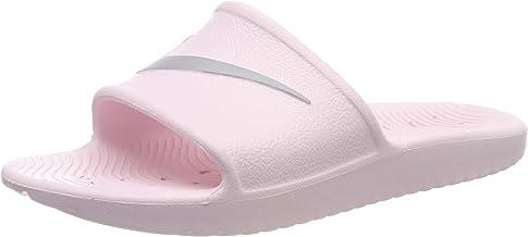 el más baratas lindos zapatos diseño atemporal Amazon.es: chanclas nike mujer - Rosa