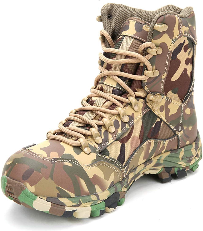 GTYW, Kamouflage Non Non Non -Slip Taktiska Stövlar, stridskängor, militärstövlar, ökenstövlar, 38 -44  billiga märkesvaror