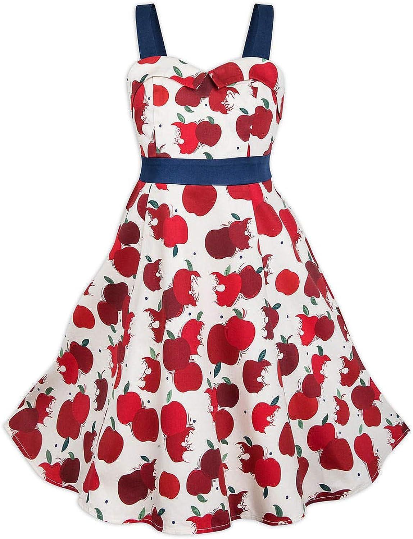 DisneyParks Dress Shop Snow White Apple Dress Womens