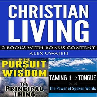 Christian Living: 2 Books with Bonus Content audiobook cover art