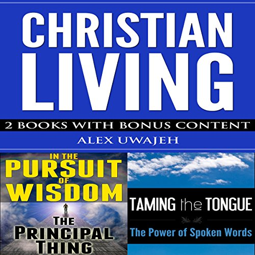 Christian Living: 2 Books with Bonus Content audiobook cover art