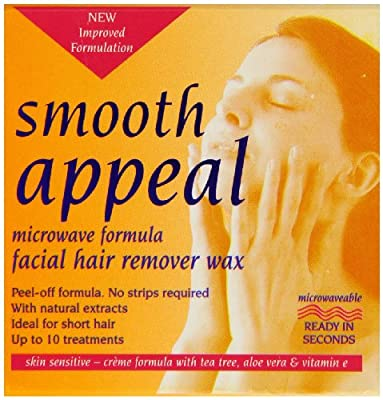 Smooth Appeal Microwaveable Facial Wax