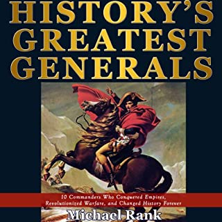 History's Greatest Generals cover art