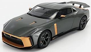GT-SPIRIT 1/18 GT-R 50 BY ITALIAN DESIGN 2018 GREY MET COPPER GT300