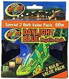 Zoo Med Daylight Blue Reptile Bulb - 60 Watt