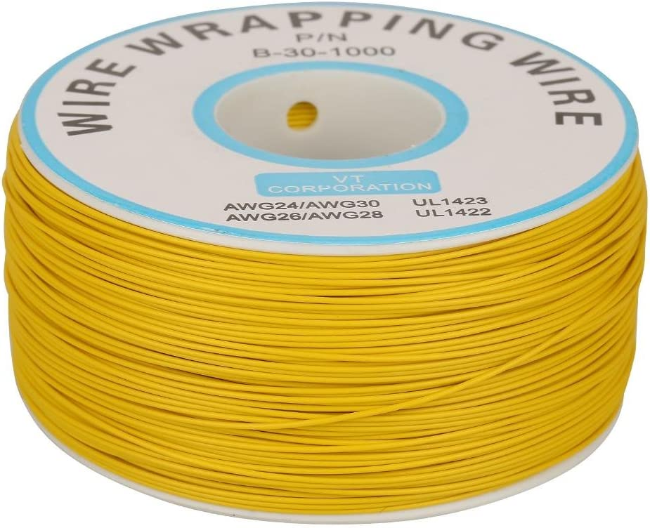 30 AWG Ranking TOP9 Silicone Single Tinned Copper 5 ☆ very popular Black in Available - Wire