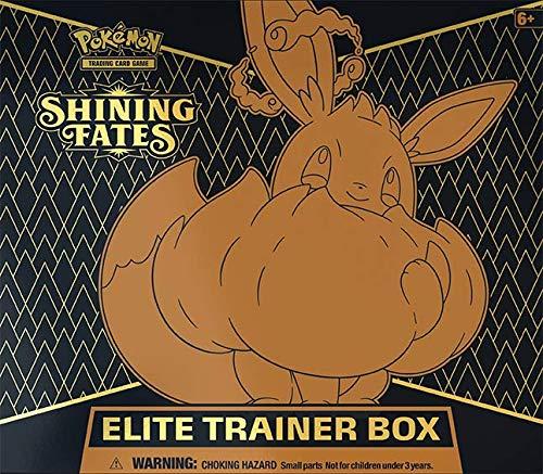 Pokemon TCG: Shining Fates Elite Trainer Box