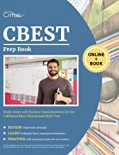 CBEST Prep Book: Study Guide with Practice Exam Questions for the California Basic Educational Skills Test PDF