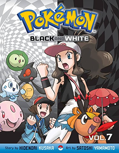 POKEMON BLACK & WHITE GN VOL 07 (C: 1-0-1)