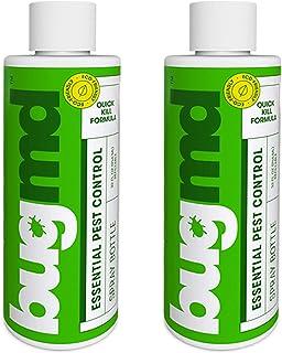 Sponsored Ad - BugMD Pest Control Essential Oil Concentrate 4 oz (2-Pack) Eco-Friendly, Family & Pet Safe Biopesticide - J...
