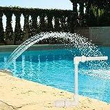 プールの滝の噴水、プールの滝のスプリンクラー、調節可能な方向