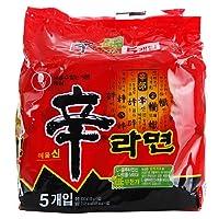 農心 辛ラーメン(韓国マーケット専用製品) 5袋入