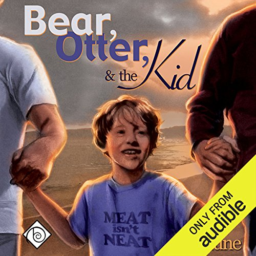 Couverture de Bear, Otter, and the Kid
