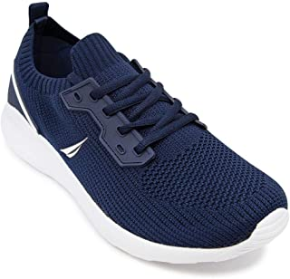 Men's Casual Lace-Up Fashion Sneakers Walking Shoes Lightweight Joggers