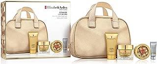 Elizabeth Arden Ceramide Lift & Firm Youth Restoring Collection: Day Cream SPF 30+Ceramide Capsules+Cream Cleanser+Skin Renewal Booster+Bag 4pcs+1bag