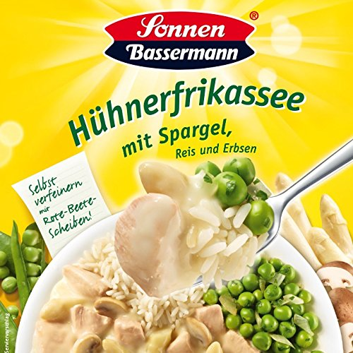 Sonnen Bassermann Hühnerfrikassee mit Spargel, 6er Pack (6x 400 g)