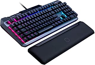 Cooler Master MK850 Gaming Mechanical Keyboard with Cherry MX Switches, Aimpad Technology, Precision Wheels, and RGB Illum...