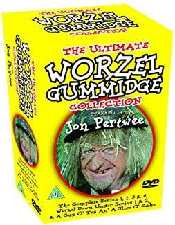 The Ultimate Worzel Gummidge Collection