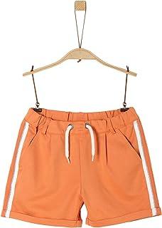 s.Oliver Junior Shorts Pantalones Cortos Informales para Niñas