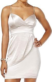 Teeze Me Womens Plus Halter Cocktail Party Dress Juniors BHFO 9619