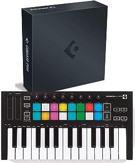 Steinberg Cubase Pro 10.5 Software Box Bundled with Novation Launchkey Mini MK3 MIDI Keyboard