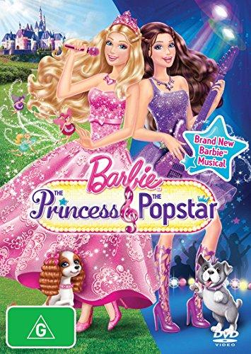 Barbie: The Princess & The Popstar [Edizione: Australia] [Italia] [DVD]