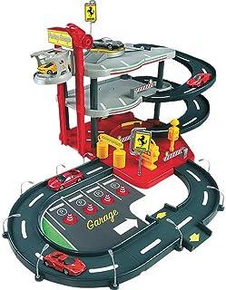 Bburago Garage Playset with Ferrari Die Cast Car