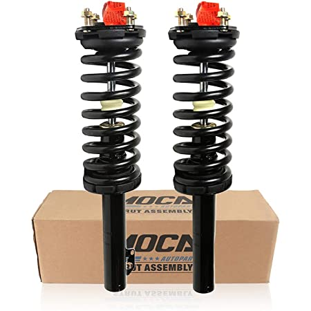 - Front 2005-2010 Jeep Grand Cherokee - - Both 2 2006-2010 Jeep Commander NOT FOR SRT New Front Driver and Passenger Side Complete Strut /& Spring Assembly
