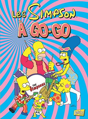 Les Simpson - tome 23 Les Simpson à go-go (23)