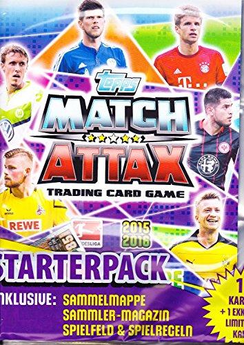 Topps Match Attax Starter Bundesliga 2015/2016