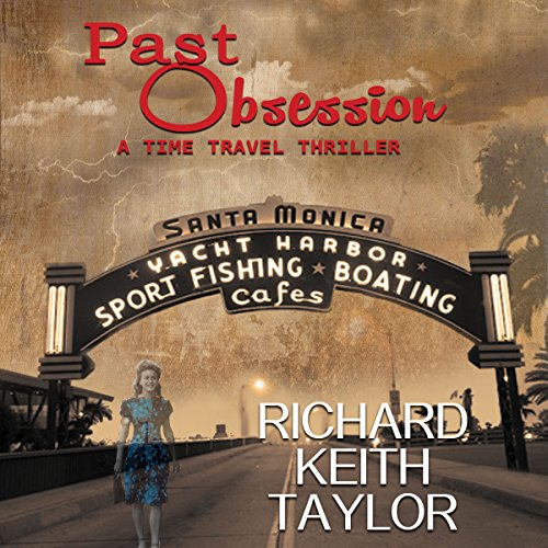 Past Obsession audiobook cover art