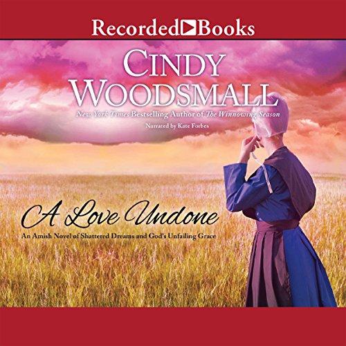A Love Undone audiobook cover art