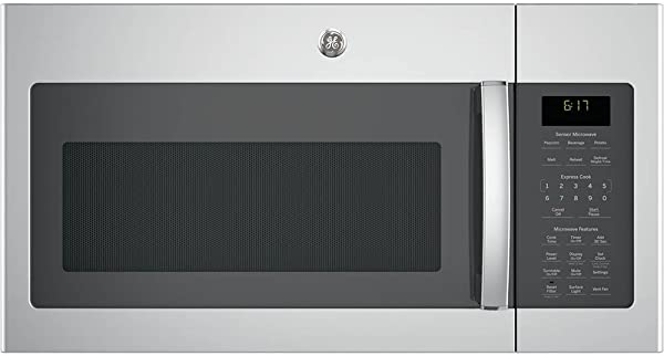 GE JVM6175SKSS 30 Over The Range Microwave Oven In Stainless Steel