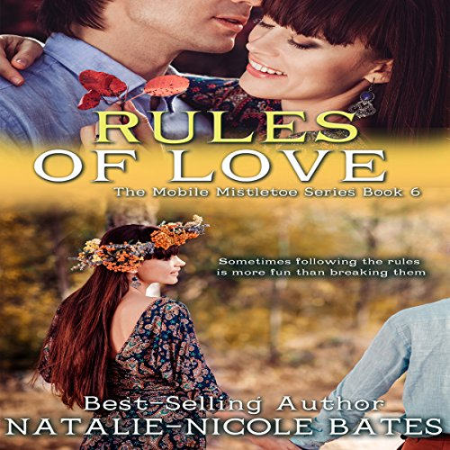 Rules of Love audiobook cover art