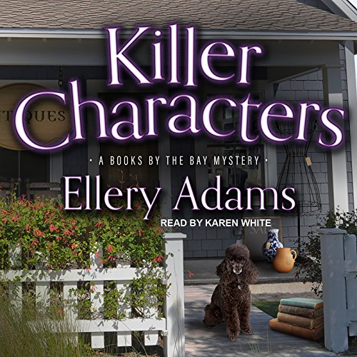 Killer Characters audiobook cover art