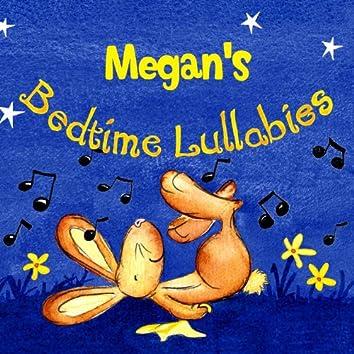 Megan's Bedtime Lullabies