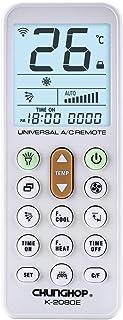 Haier LG Samsung et 1000 Autres Marques Zumeca T/él/écommande Universelle pour climatiseur Daikin Midea Bosch Gree Carrier Olympus Hitachi Panasonic