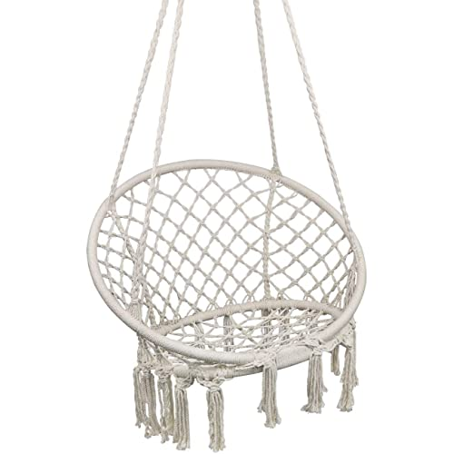 Amazing Indoor Hanging Swing Chair Amazon Com Theyellowbook Wood Chair Design Ideas Theyellowbookinfo