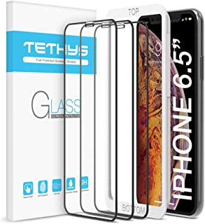 TETHYS Glass Screen Protector Designed for Apple iPhone 11 Pro Max/iPhone Xs Max (6.5