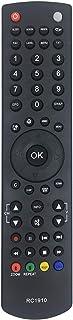 MYHGRC RC1910 75029063 Control Remoto para TV LCD/LED Toshiba/Sharp/Polaroid/Bush/Telefunken / RC5117 / RC3902 / RC4848F - No Requiere configuración Control Remoto Universal de TV