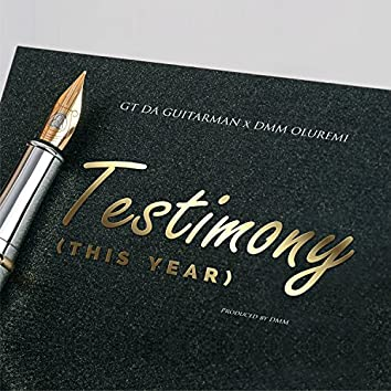 Testimony(This Year)