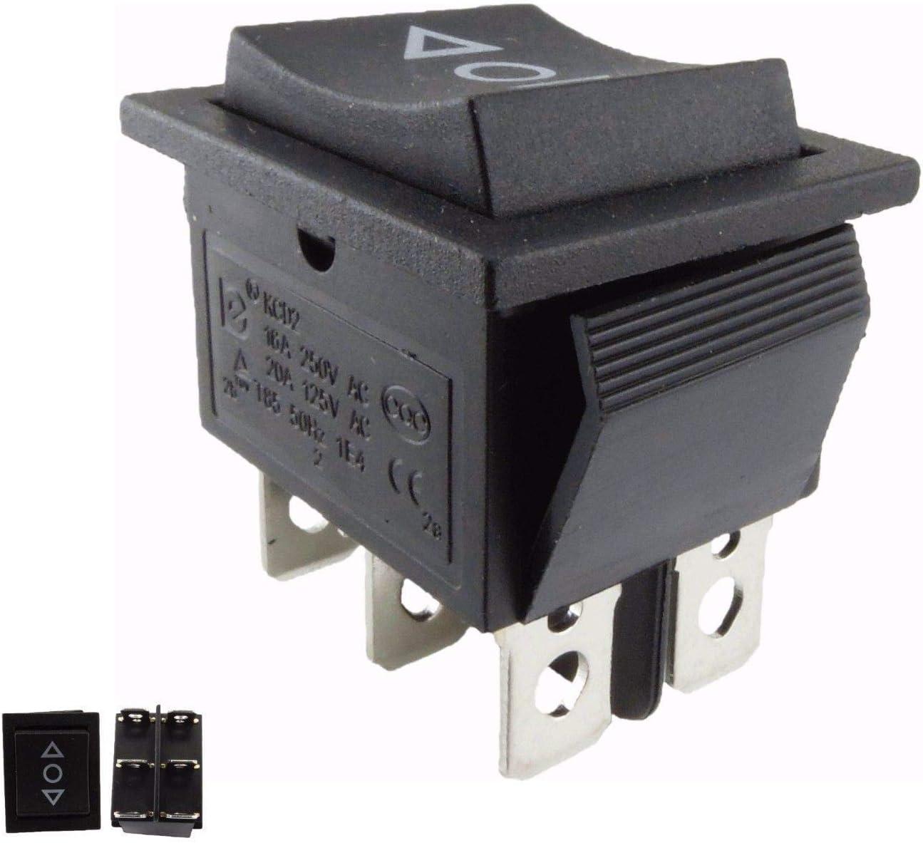 Wippentaster Wipptaster Wippschalter Taster On Off On Einbauöffnung Ca 28 5x21 5mm Schwarz Auch Als Ersatz Für Den Rasenmäher 1 Baumarkt