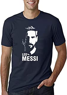 ALINK Lionel Messi FC Barcelona Soccer Fan Air Messi T-Shirt