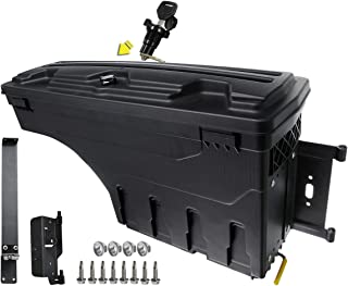 A-Premium Storage Box Case Truck Bed for Dodge Ram 1500 2500 3500 2002-2018 Rear Passenger Side