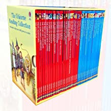 Usborne Young Reading Series 1 and 2 40 Books Collection Set