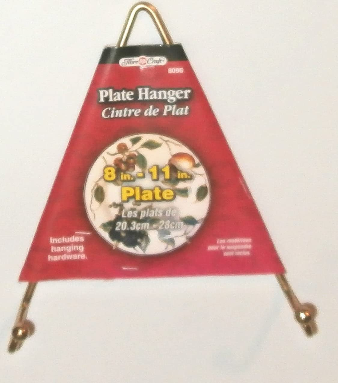 Heavy Duty Plate Hanger for 8 to 11 Inch Plates cericwkicywoi378