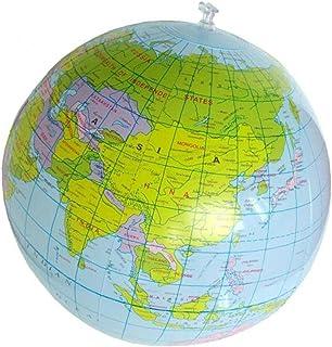 Opblaasbare wereldbol wereldbol desktop wereldbol Augmented Reality interactieve wereldbol geografie leren onderwijs aardr...